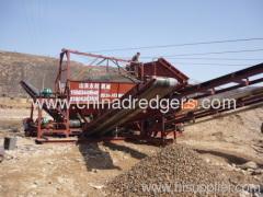 China large capacity sand separating equipment