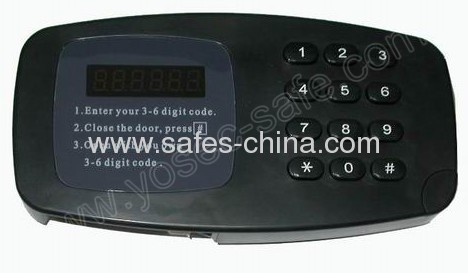 Digital locks for hotel safe/ Chinese electronic safe locks