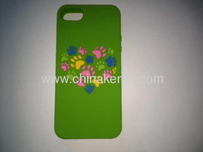 2012 fashion siliconeIphone5case