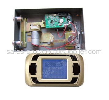 Touch screen safe lock/ small electronic lock with touch screen
