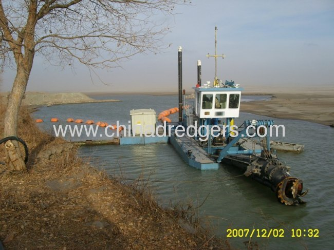 YL Cutter Suction Dredger