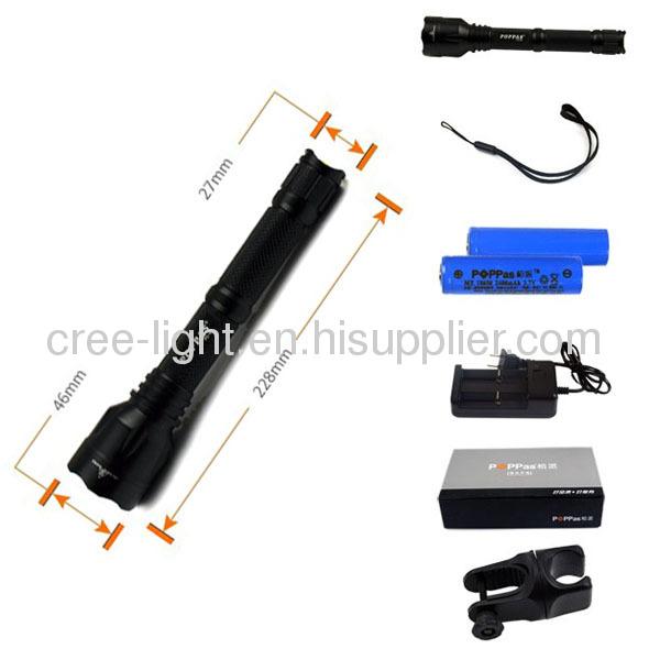 CREE XM-L T6 10W Super PowerExplore LightingACK-1137