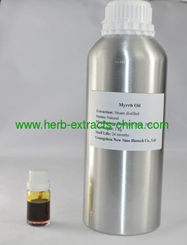 Ayurvedic Medicine Myrrh Commiphora myrrha Oil Thick Consistency