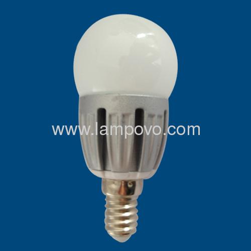 G45 E14/E27 SMD5630 4.5W 2700-7000K Aluminium Housing LED BULB
