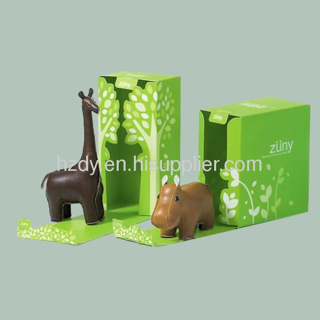 Bonanza packaging design animal toy