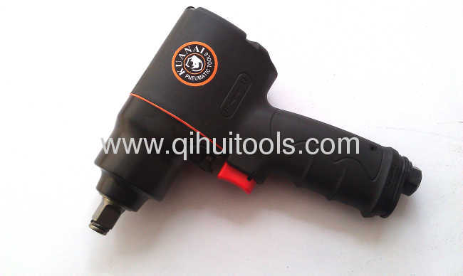 430NM 3/8Mini Composite Industrial Air Impact Wrench Twin Hammer