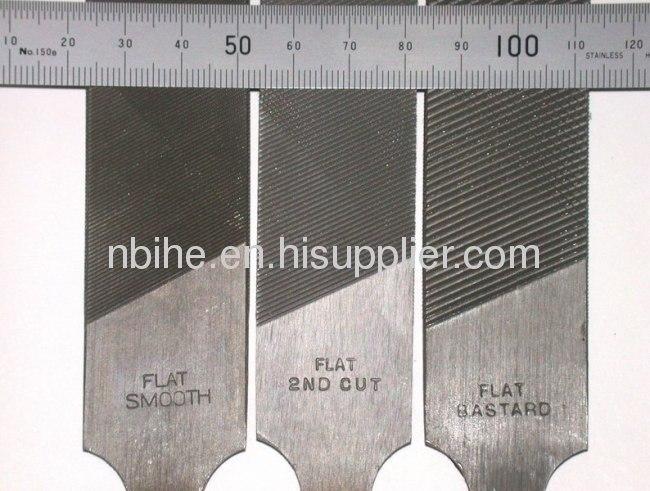 Flat Mill File
