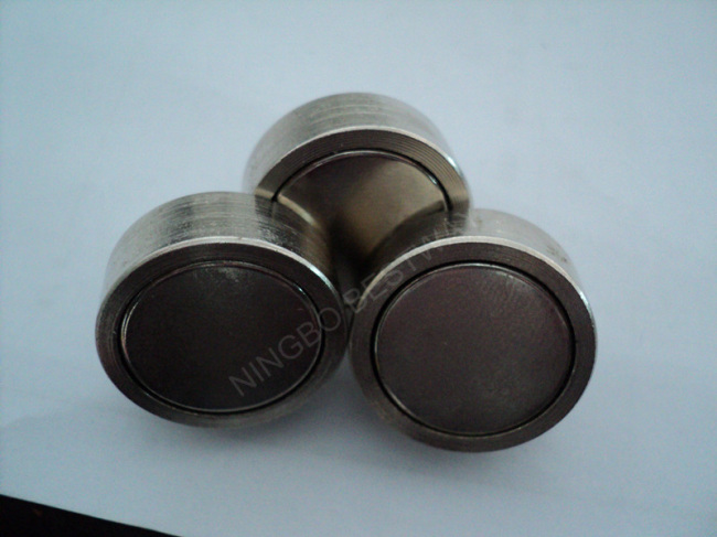 Cup Magnets W/M4 Thread Male Screw