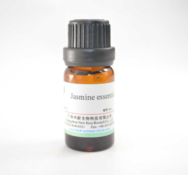 Aromatherapy Jasmine Essential Oil, Pure Cultivated