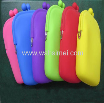Popular Promotional Silicone Coin Bank for children