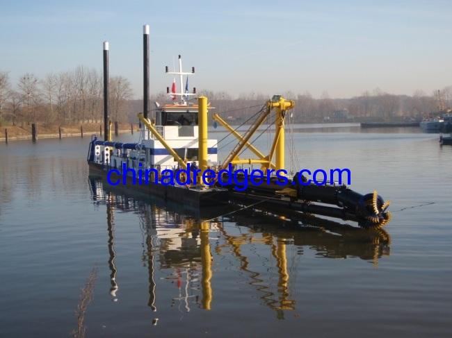 River Sand Suction Dredger