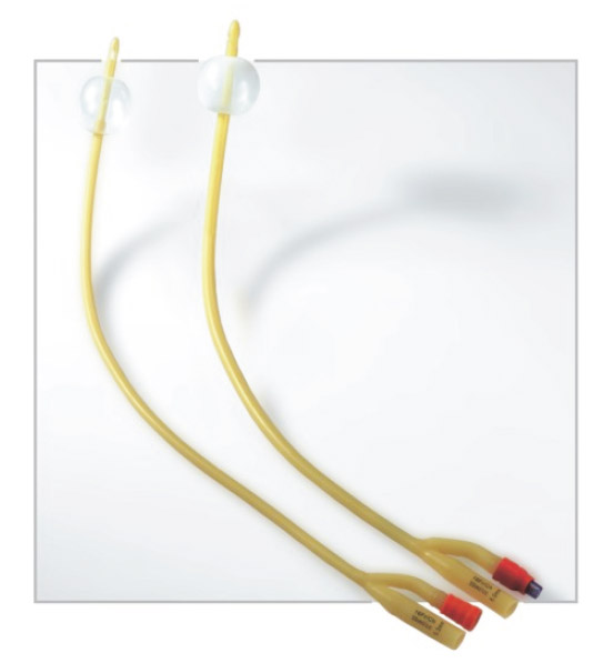 2 way Standard Latex Foley Catheter