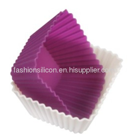 High quality Silicon cake mold in various designs