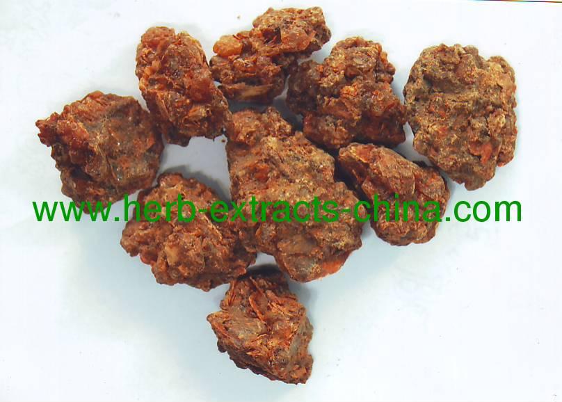 Acetic acid Formic acidfrom Pure Myrrh Oil
