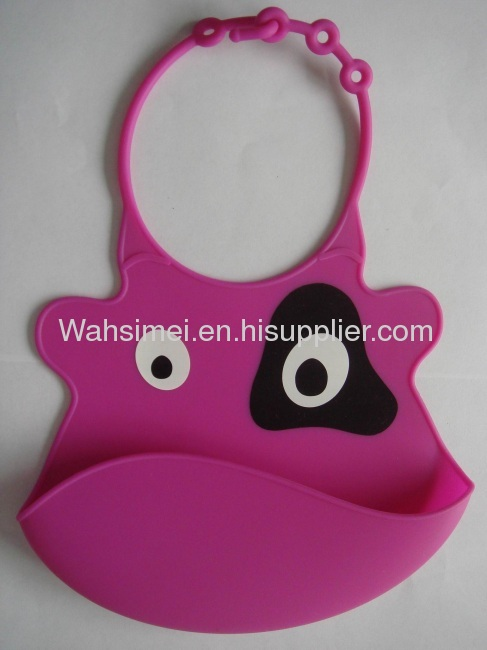 2012 new design silicone bibs for baby,baby bib