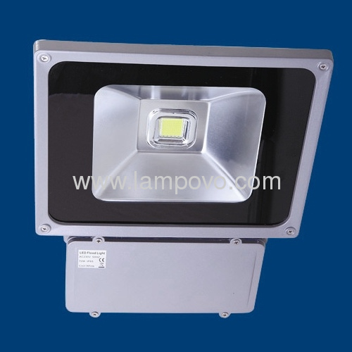 80W 2700-7000K Aluminium Housing LED FLOOD LAMP