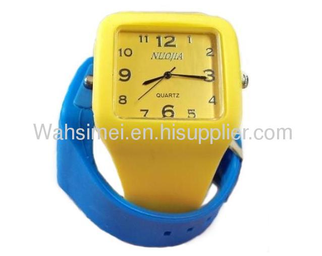 2012 new arrival fashion Ion Silicone Watch