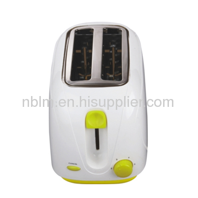 Grill Bread Toaster with cool touch 2 slice toaster