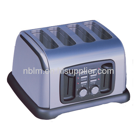 Toaster with Reheat/defrost/cance button