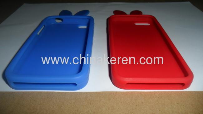 2012 fashion silicon iphone 4s case