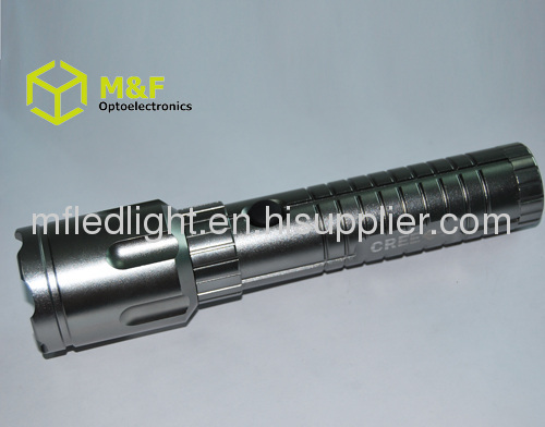 super bright cree q5 new led flashlight 2012 rechargeable