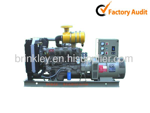 20kw Open Frame diesel generator sets Weichai engine