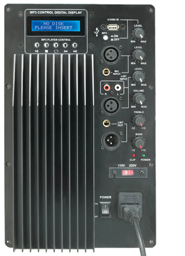 15Stage professional Audio Box