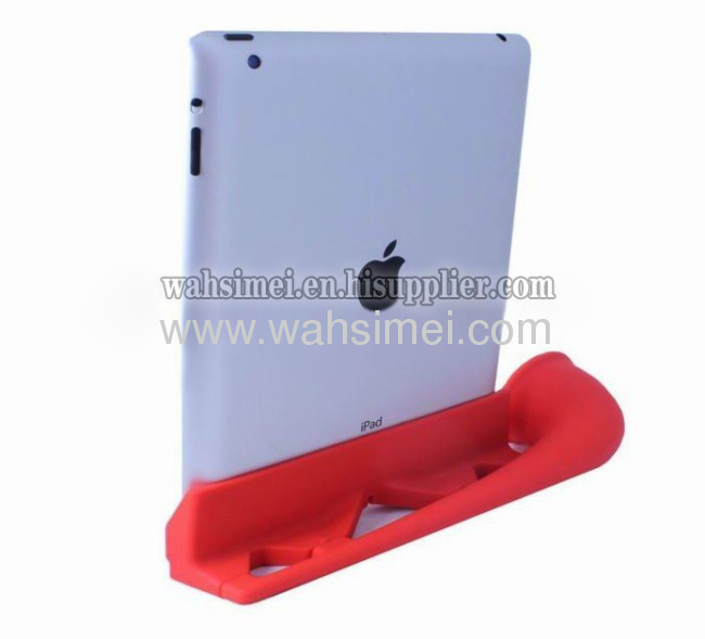 New and hot silicone ipad horn for louder sound