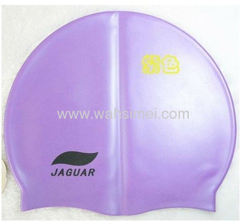 Most Popular Promotional Silicone Swimming Hat