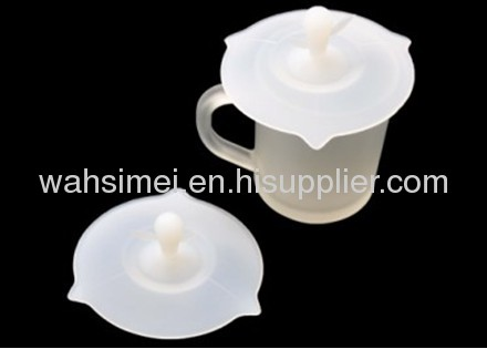 Lovely silicon cup lids