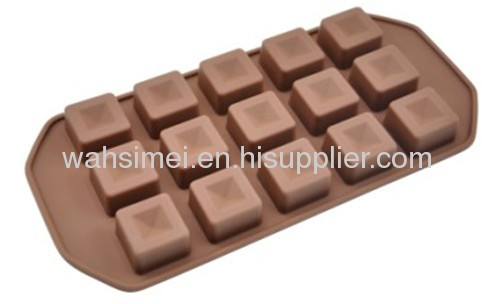 15 Cavity Silicon chocolate mould