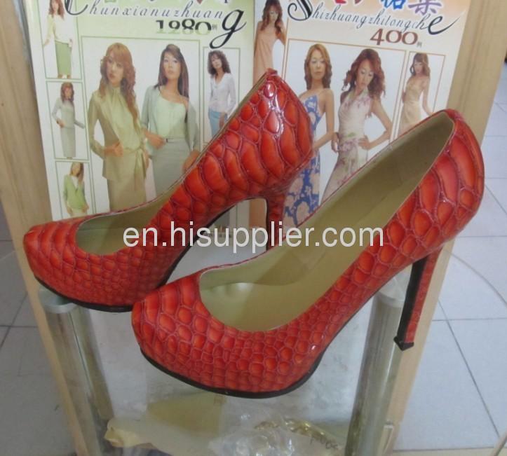 ladies high heel dress shoes