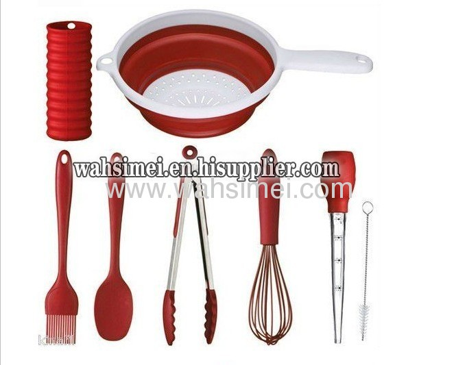 hot selling silicone shovel for kitchenware products