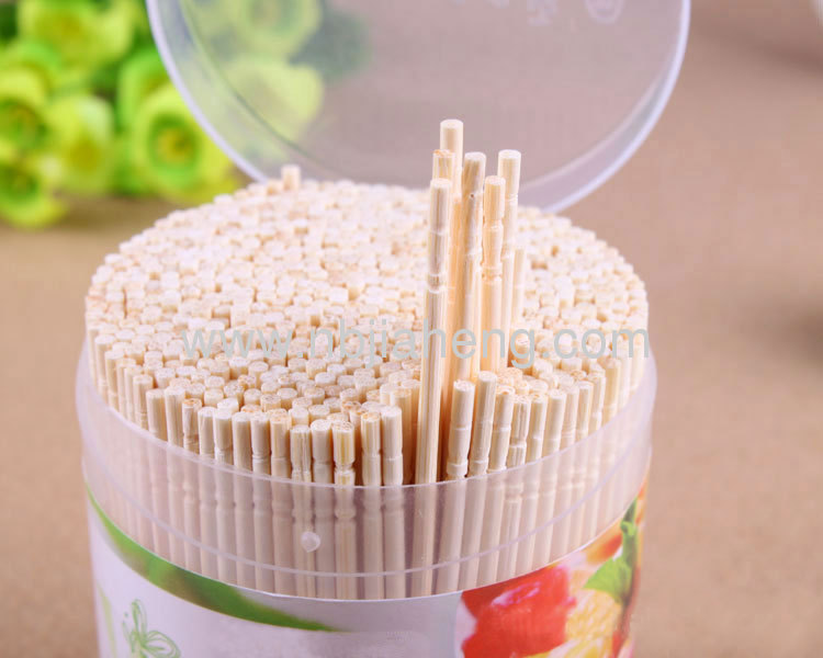 Nontoxic Roland Bamboo Tooth Picks First Quality 900 Total Toothpicks
