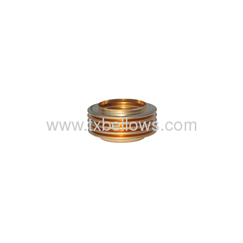 WD type Bronze bellows