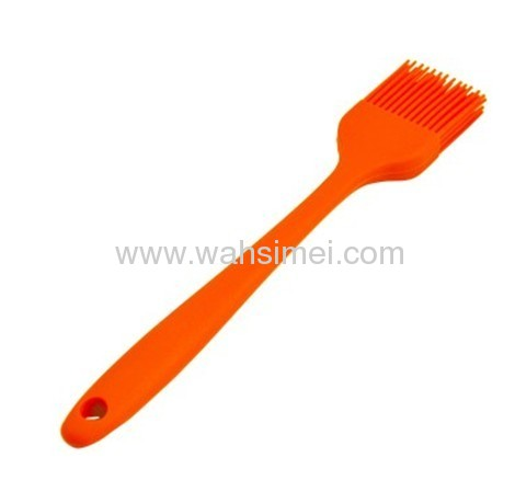 Colorful silicone grill brushes for kitchenware