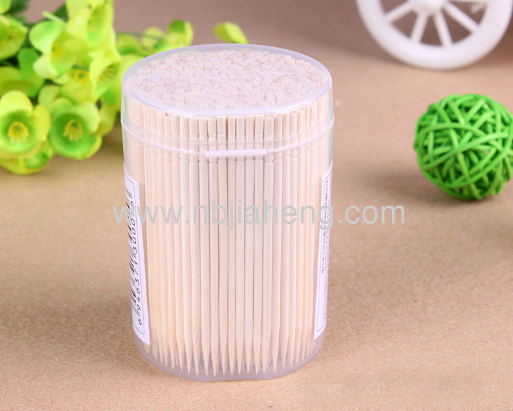 Disposable high temperature natural Bamboo Toothpicks China style