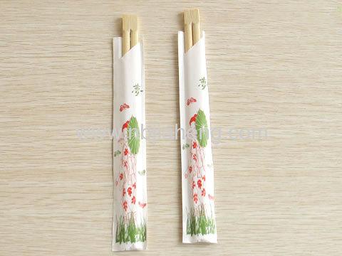24cm Length No Knot Disposable Natural Bamboo Chopstick