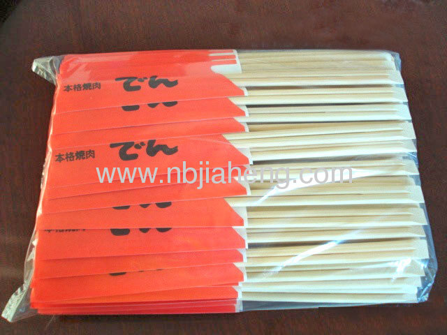 2012 New Superior Cheapest Wooden and Bamboo Chopsticks