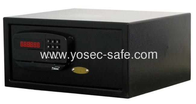 Hotel room safe with credit card lock/ Magcard hotel safe