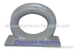 Marine EU-type deck chock