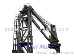 Type TBS ship crane