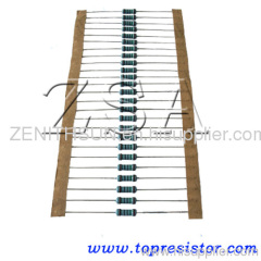 Small Size KNP 1/8W 350R Resistor