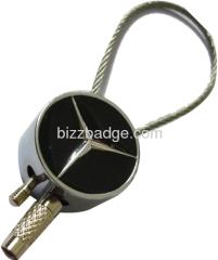 keychain/key c hain/metal key chain/benz keychain/keyring/ke