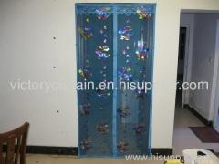2012 new magnetic door insect screen