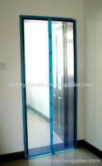 2013 new magnetic screen door curtain