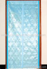 2013 new magnetic door screen