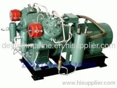 CWF-60/30 marine intermediate air compressor