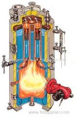 marine oil burning boiler