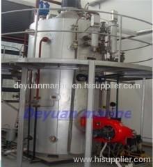 Marine heat-recovery boiler